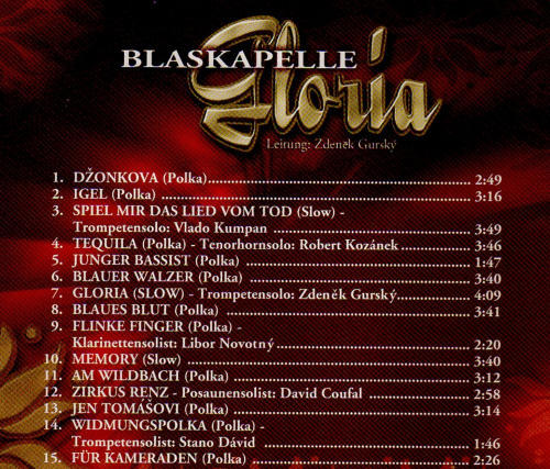 Gloria-Musikantentraum_Outlet