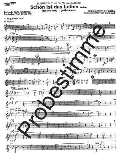 Gloria Music Publisher International Aber Bohmisch Mahrisch Muss Es Sein