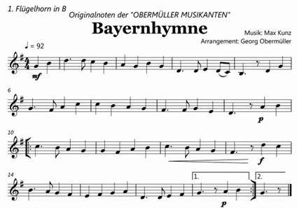 Bayern Hymne