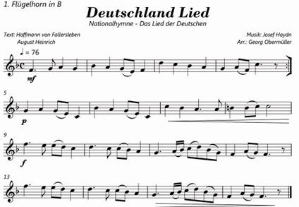 Deutsches Lied Neu
